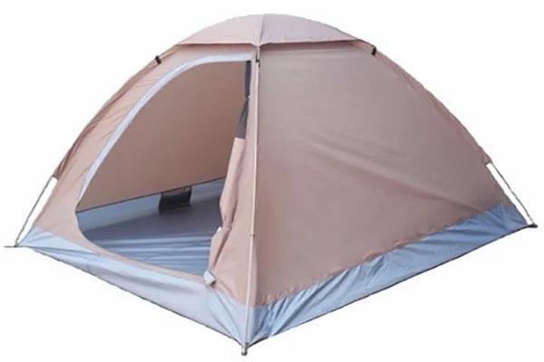 cách dựng lều du lịch Lều bánh ú