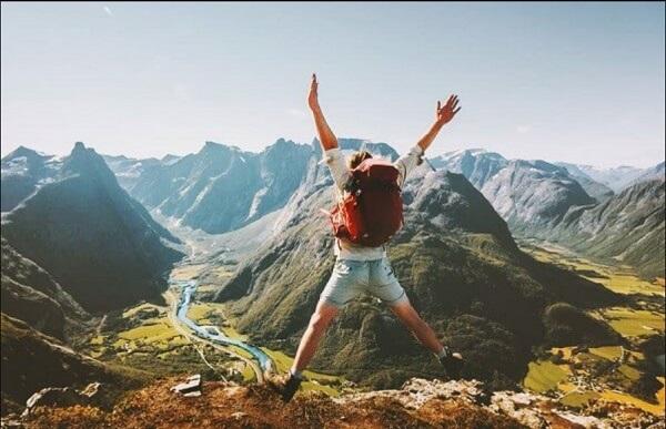 Cách leo núi không mệt