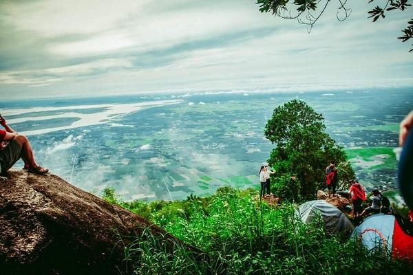 Gần Sài Gòn thì đi cắm trại tại đâu?