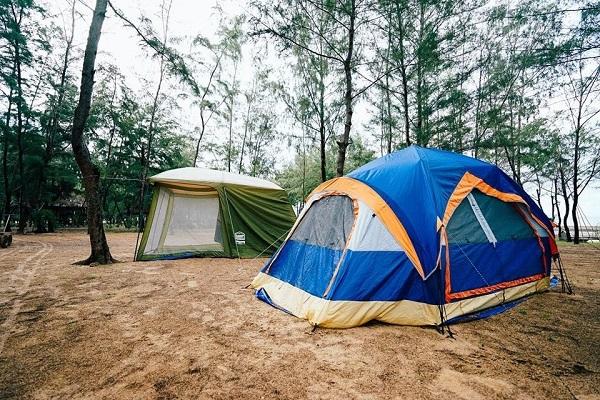 cắm trại sài gòn
