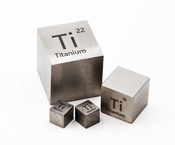 chất liệu titanium là gì