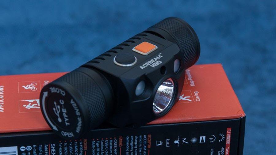 đèn pin đội đầu ACEBEAM H30