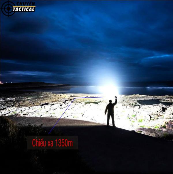 đèn pin siêu sáng nhất hiện nay