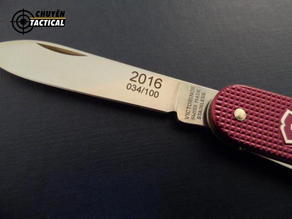 Kinh nghiệm mua dao Victorinox cũ