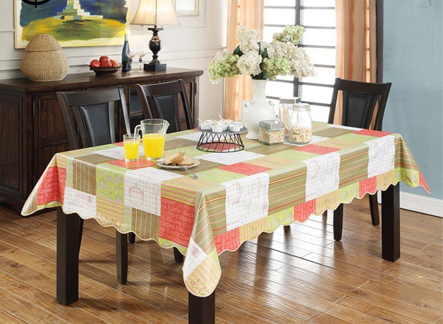 Khăn trải bàn được làm từ vải Canvas