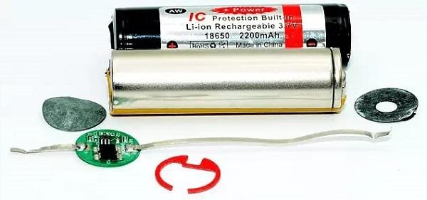mạch bảo vệ pin như thế nào