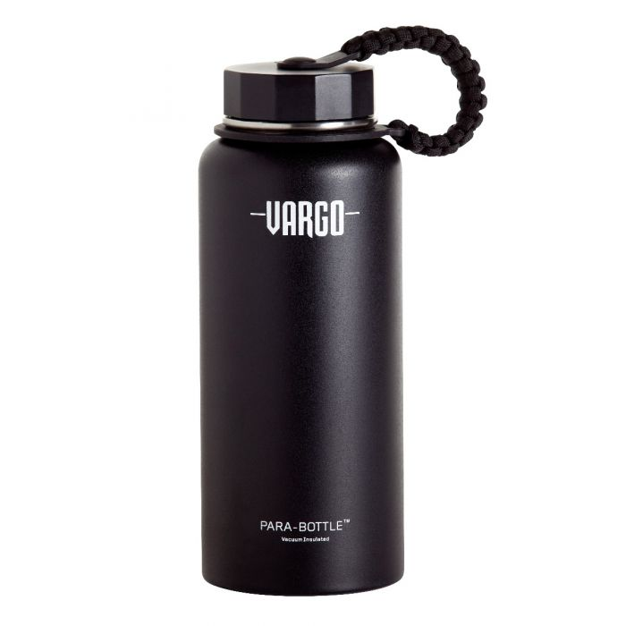 Vargo Insulated Para-Bottle Black