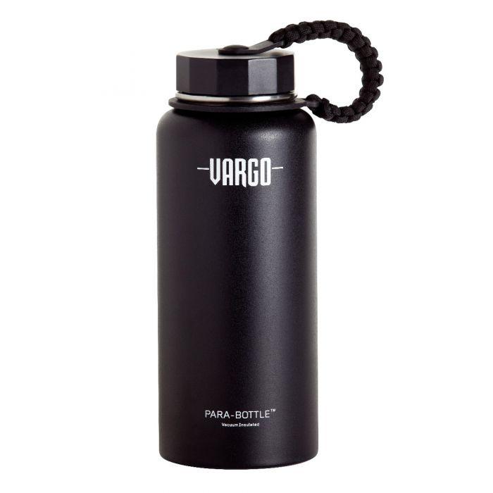Vargo Insulated Para-Bottle Black
