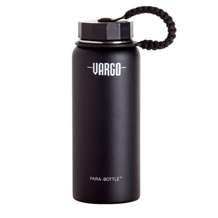 Vargo Para-Bottle Stainless Black