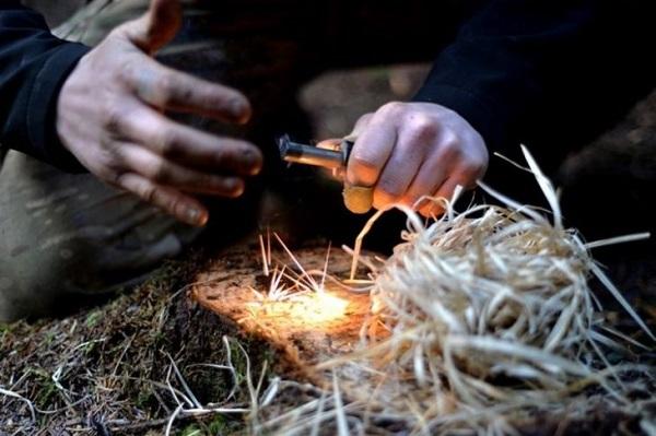 phương pháp tạo ra lửa
