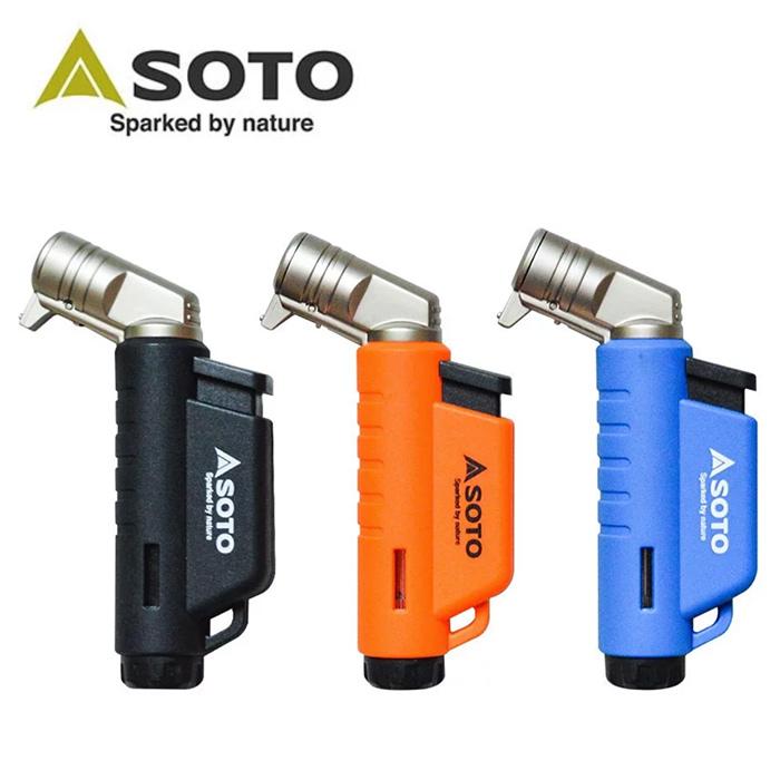 Bật Lửa SOTO Micro Torch ACTIVE – Màu Cam
