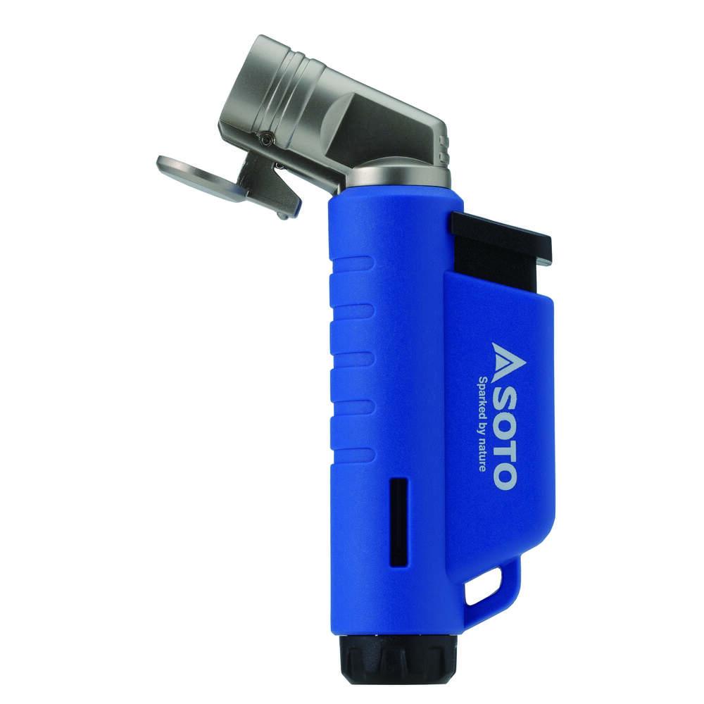 Bật Lửa SOTO Micro Torch ACTIVE – Màu Xanh Blue