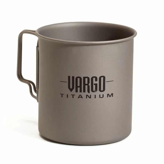 Vargo Titanium Travel Mug 450ml