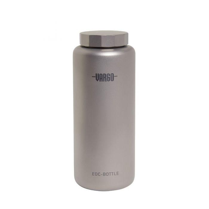 Vargo Titanium EDC Water Bottle