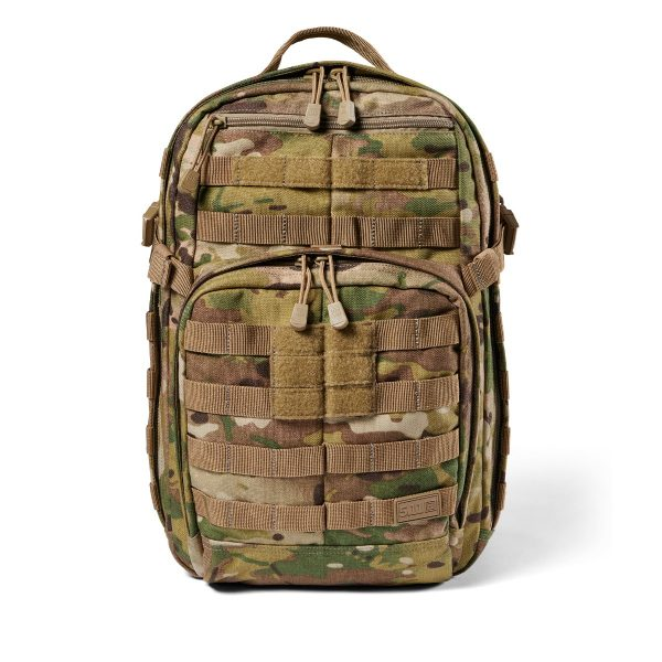 Balo 5.11 Tactical Rush 12 2.0 – Multicam