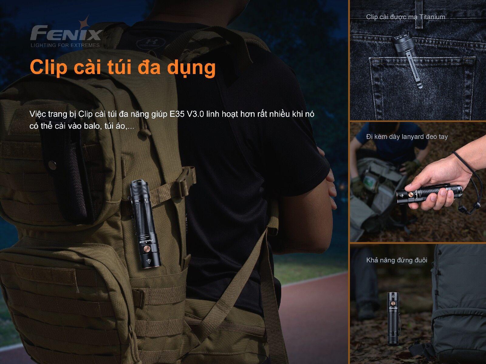Fenix E35 V3