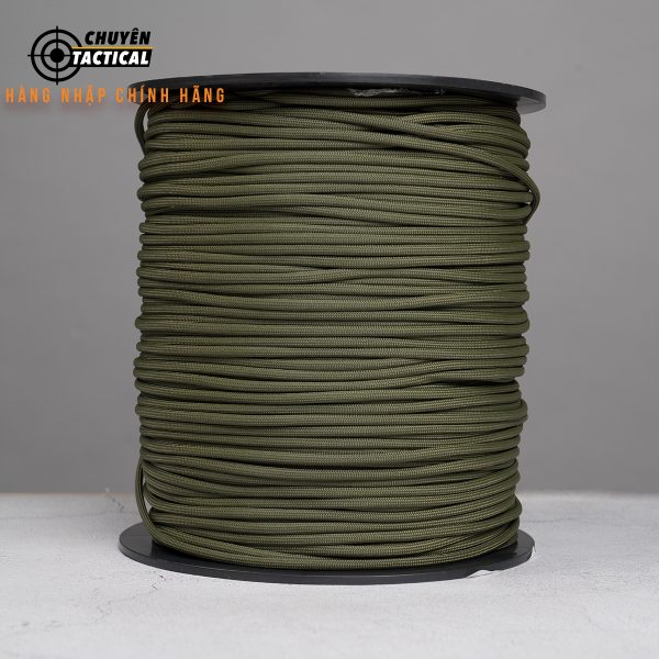 1m – Dây Paracord 550 – OD