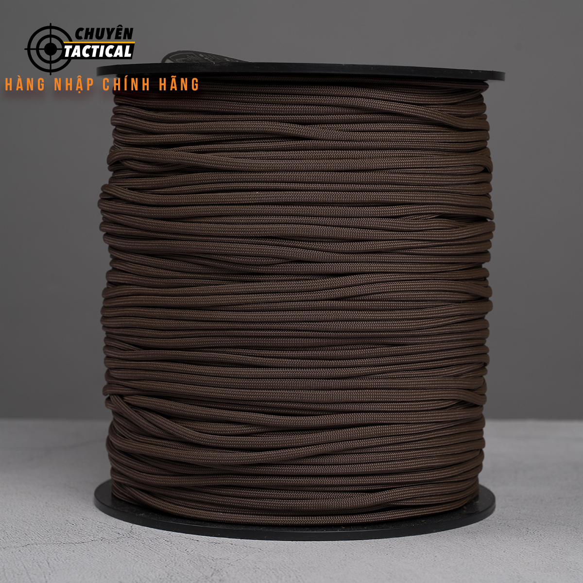 1m - Dây Paracord 550 - Brown