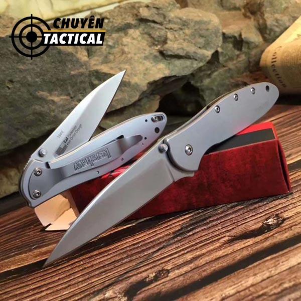 dao tự vệ kershaw cao cấp