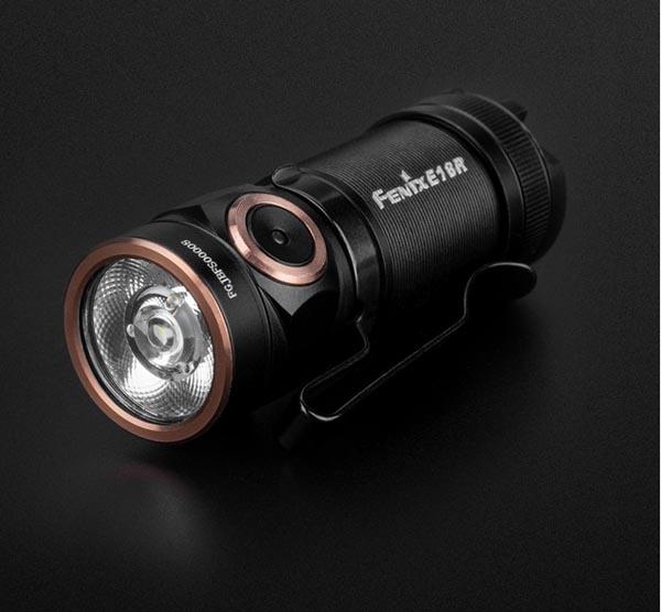 Đèn pin dạng móc khóa siêu sáng