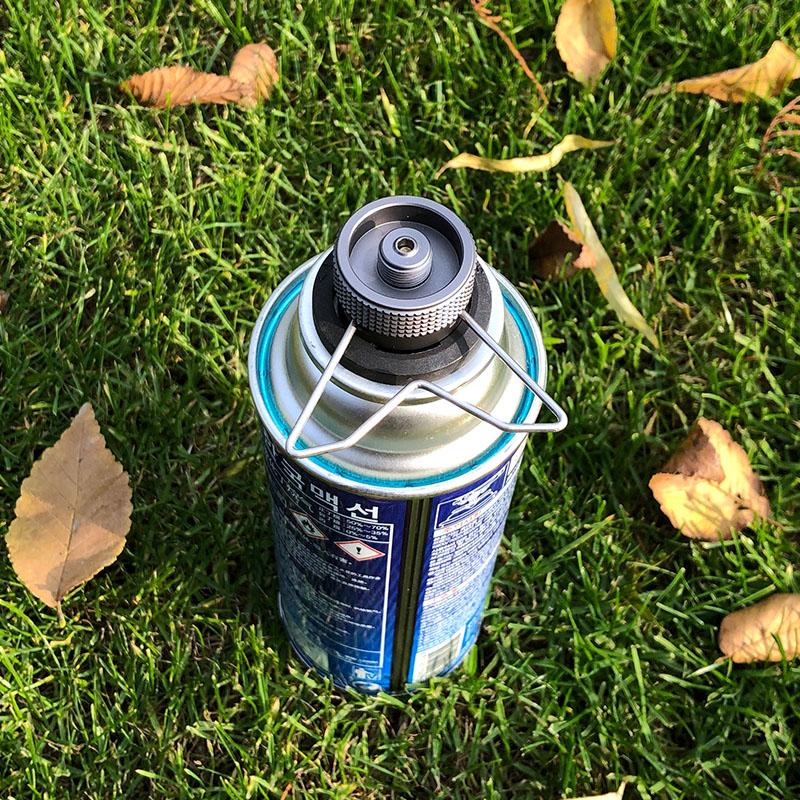 Đầu chuyển đổi bình gas mini IPB Adapter Campingmoon Z10