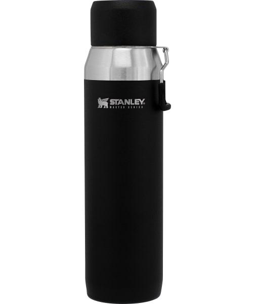 Stanley Master Unbreakable Vacuum Bottle 36oz | 1L – Black