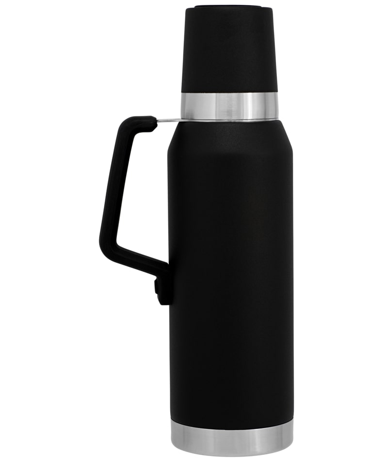 Stanley Master Unbreakable Thermal Bottle 1.4QT | 1.3L – Black