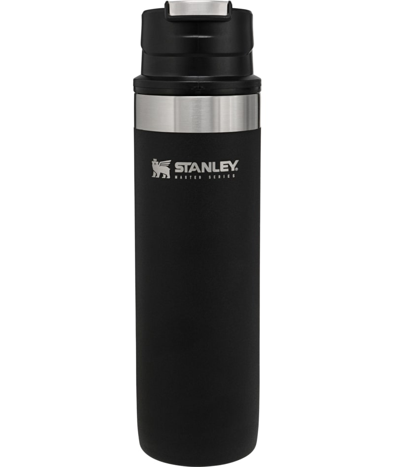 Bình giữ nhiệt Stanley Master Unbreakable Trigger Action Mug 20oz | 590ml – Black