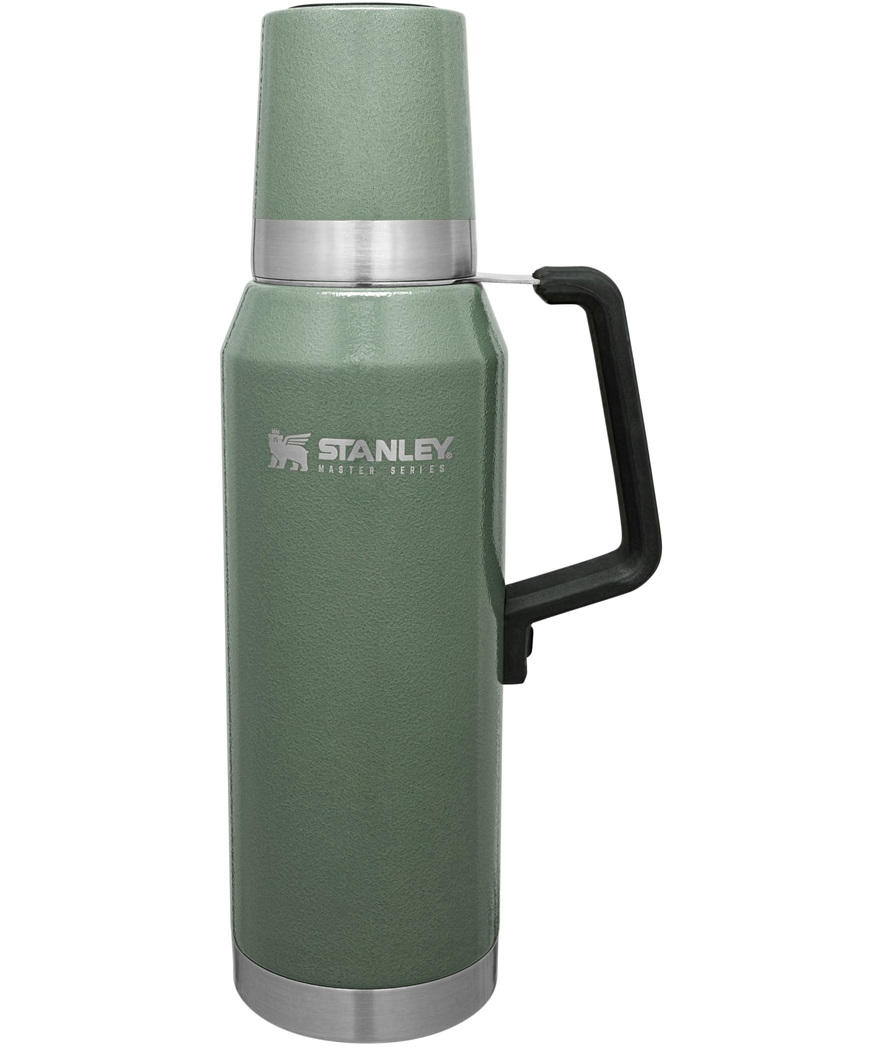Stanley Master Unbreakable Thermal Bottle 1.4QT | 1.3L – Green