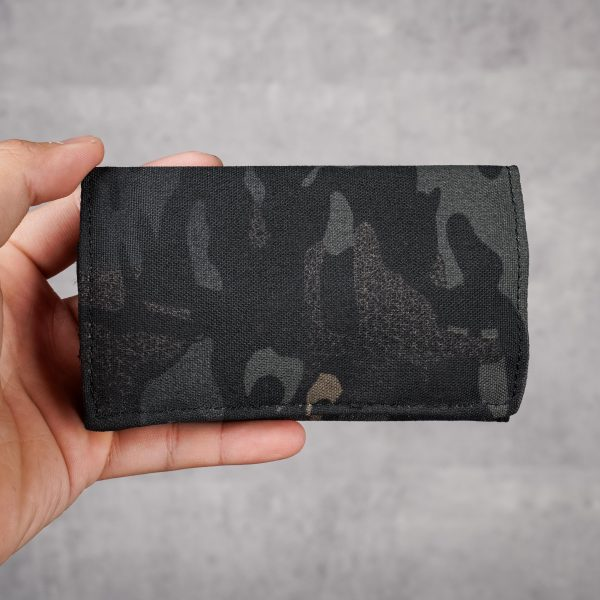 Ví CT TriFold – Multicam Black