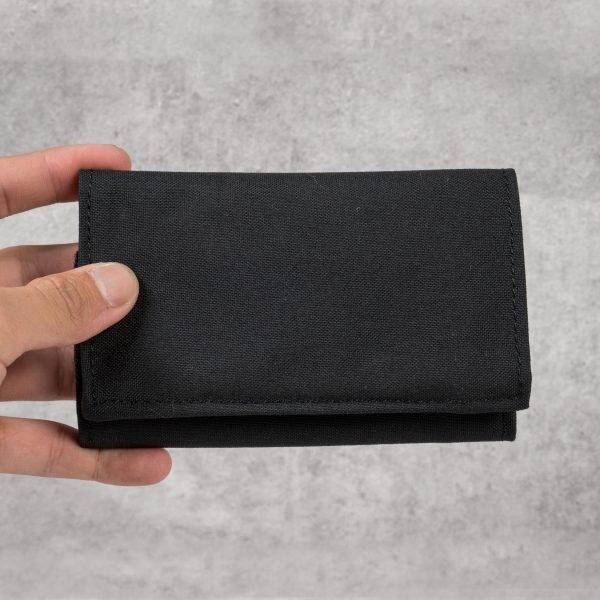 Ví CT TriFold – Black