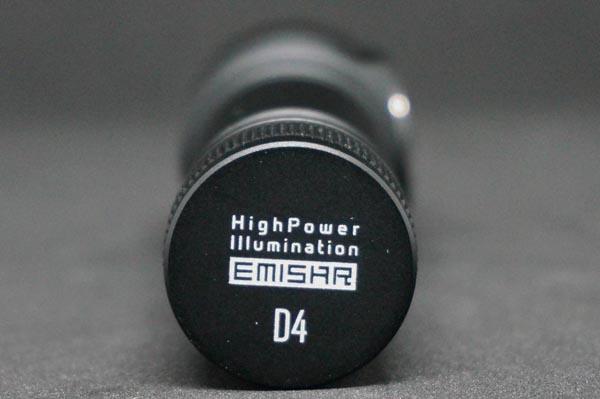 Đèn pin Emisar siêu sáng