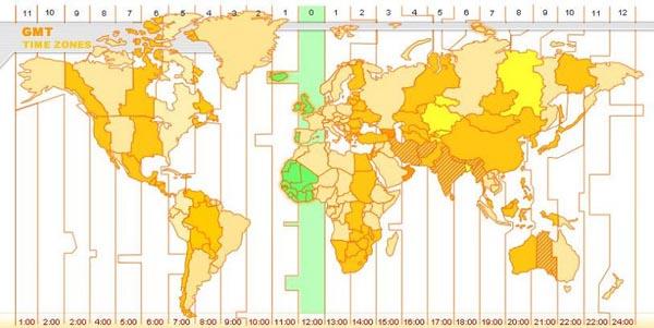 Tất tần tật về giờ GMT và cách quy đổi giờ GMT sang giờ Việt Nam