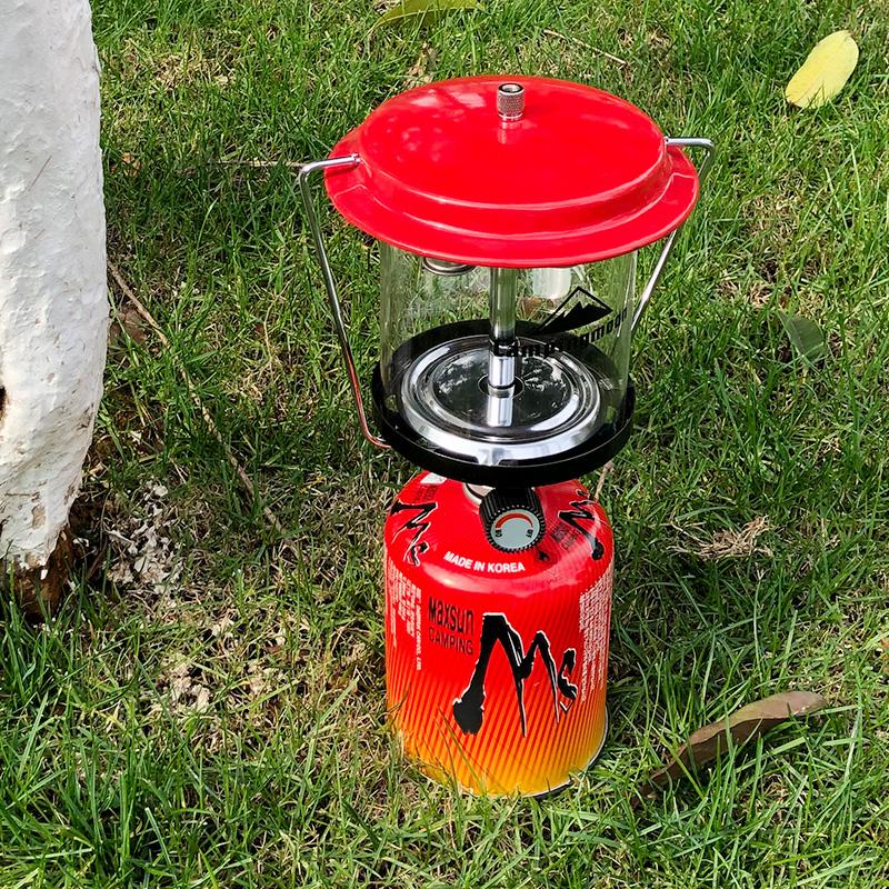Đèn gas dã ngoại Campingmoon T-8