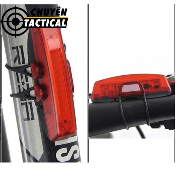 Đèn pin gắn xe đạp cao cấp chất lượng giá tốt