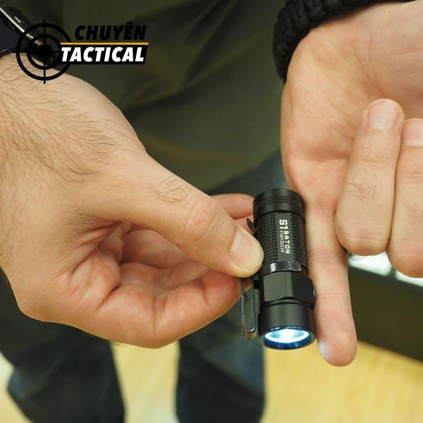 đèn pin mini nhỏ gọn Olight S1R