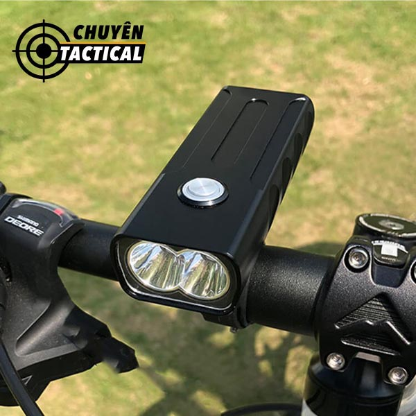 Đèn pin xe đạp – BX2 BX3 T6