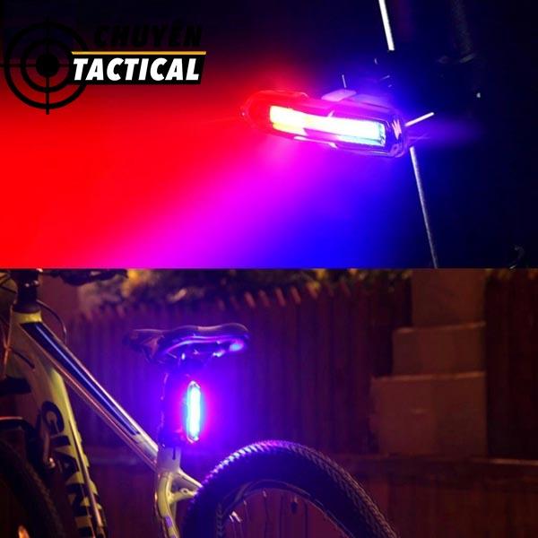 đèn pin xe đạp siêu sáng giá rẻ tiện lợi