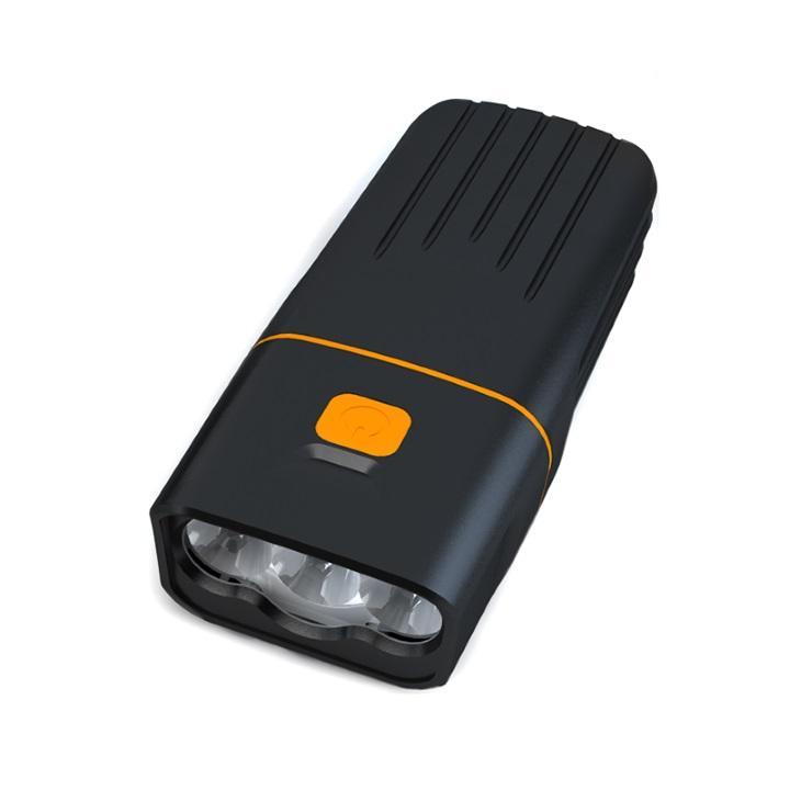 Đèn xe đạp 3 mắt led 1000 lumen