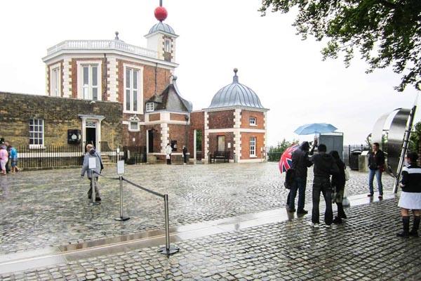 Đài thiên văn Greenwich tại Anh Quốc