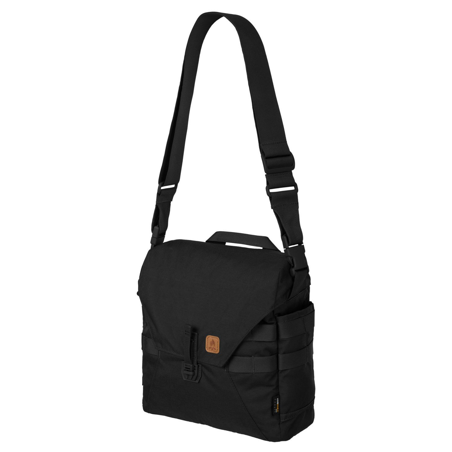 Bushcraft Haversack Bag® - Cordura® - Black