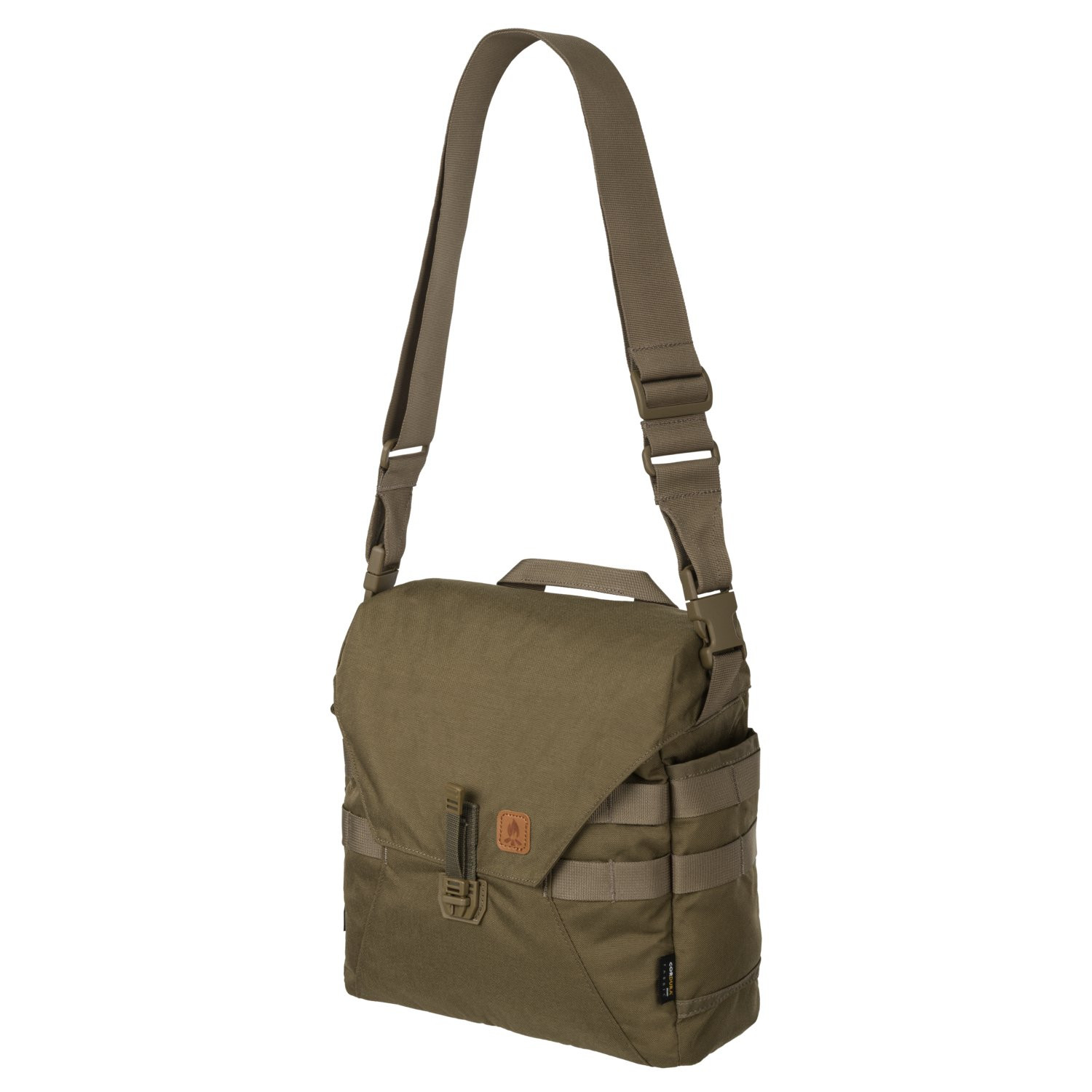 Bushcraft Haversack Bag® - Cordura® - Adaptive Green