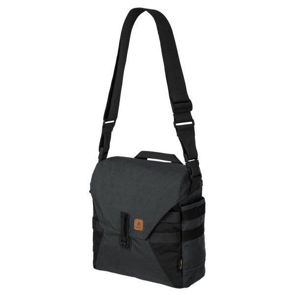 Bushcraft Haversack Bag® – Cordura® – Shadow Grey / Black