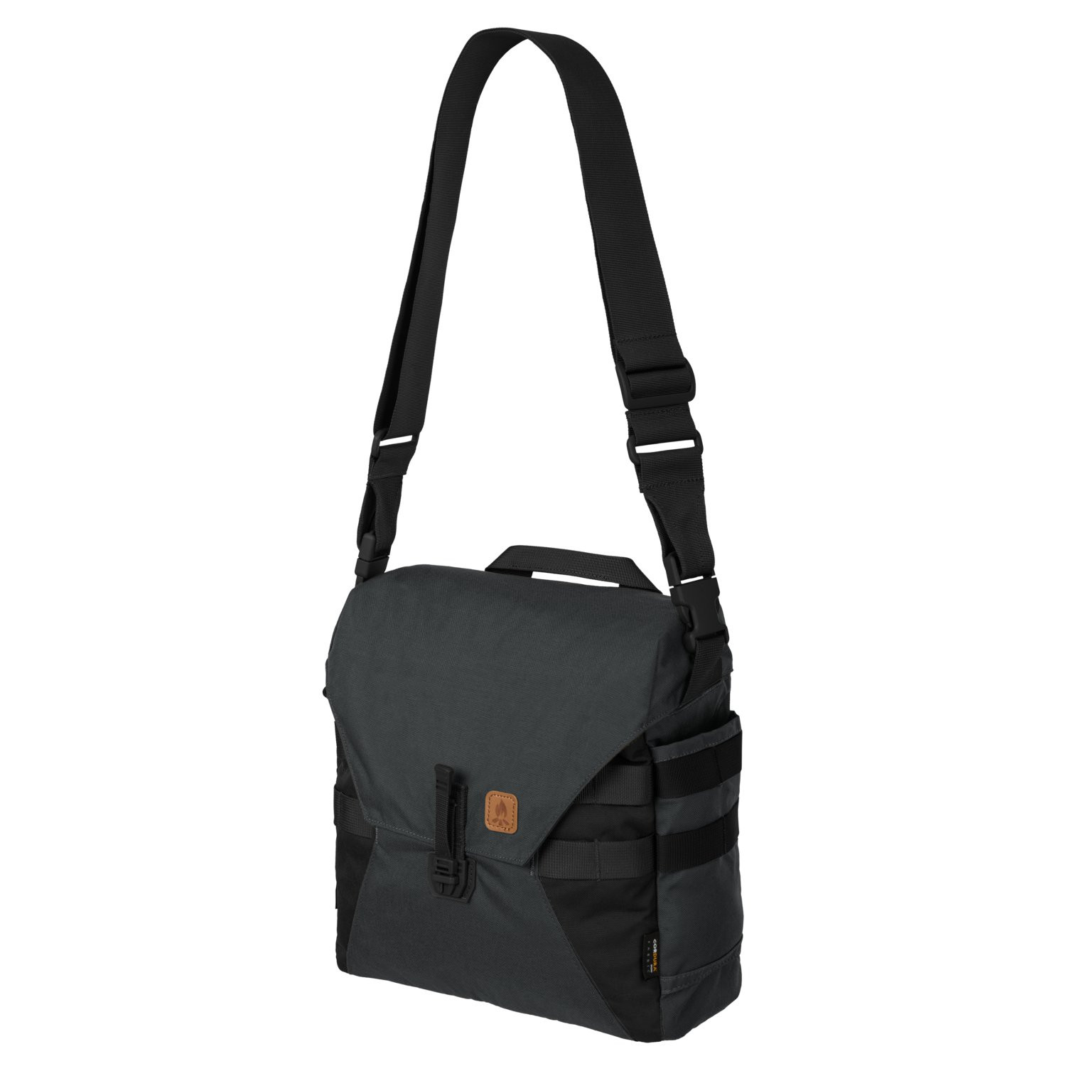 Bushcraft Haversack Bag® - Cordura® - Shadow Grey / Black