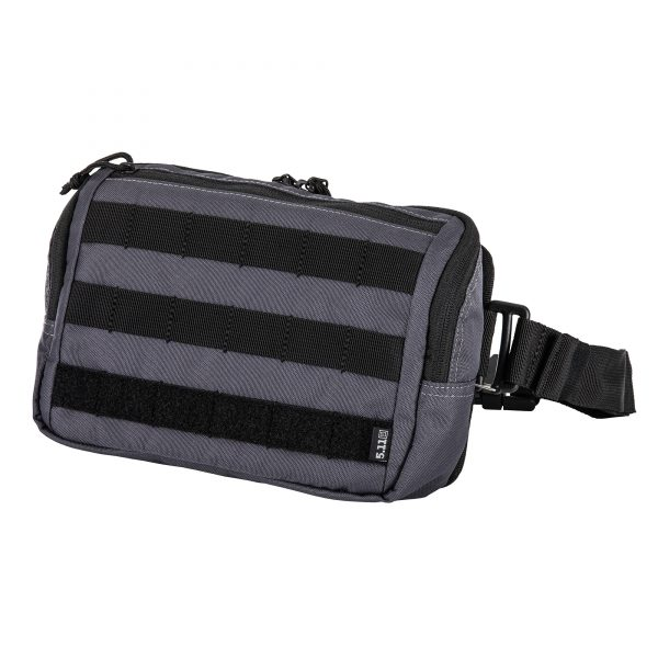 Túi RAPID WAIST PACK 3L – Coal
