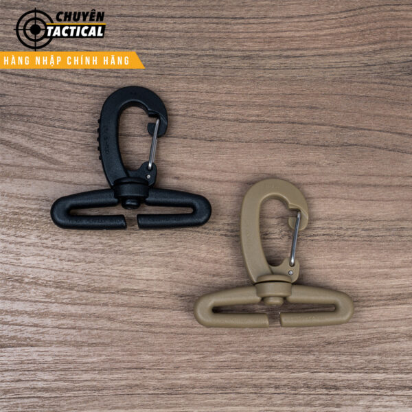 Duraflex Plastic Metallic Snaphook