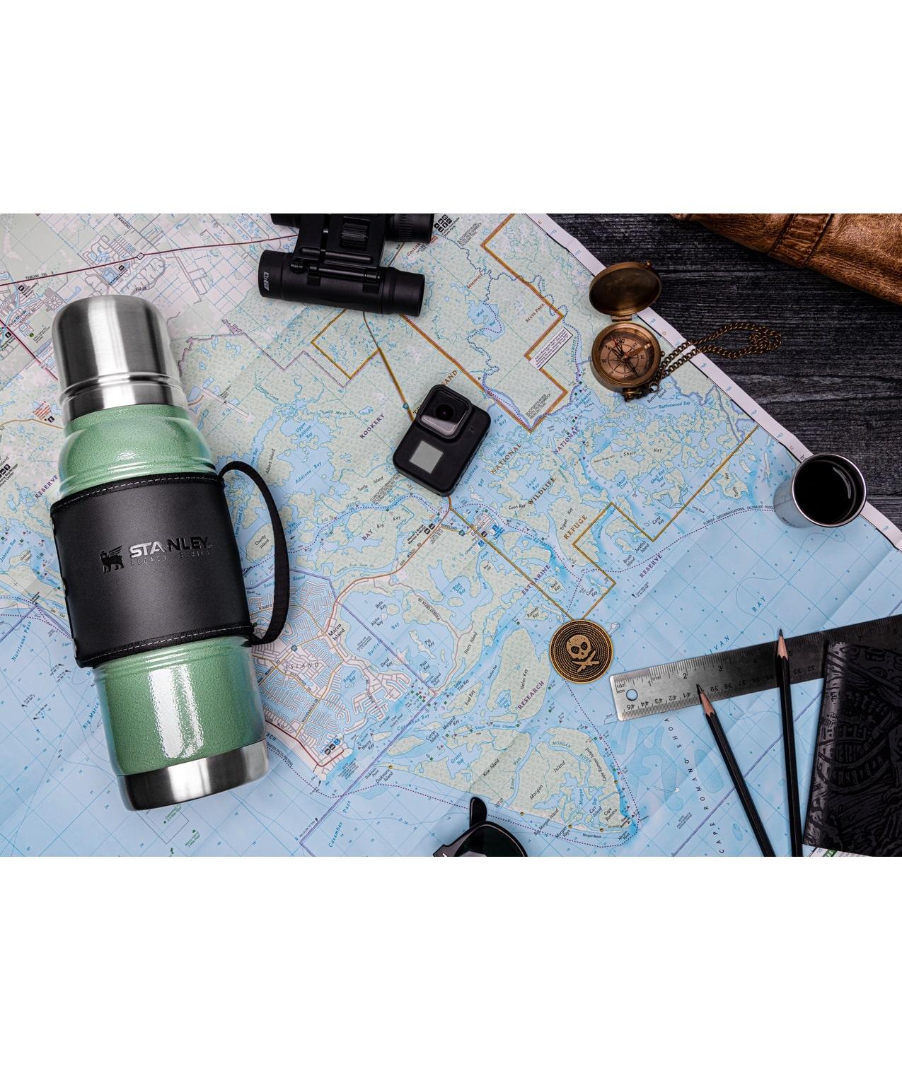 Bình Giữ Nhiệt Stanley Legacy Quadvac 1L – Green