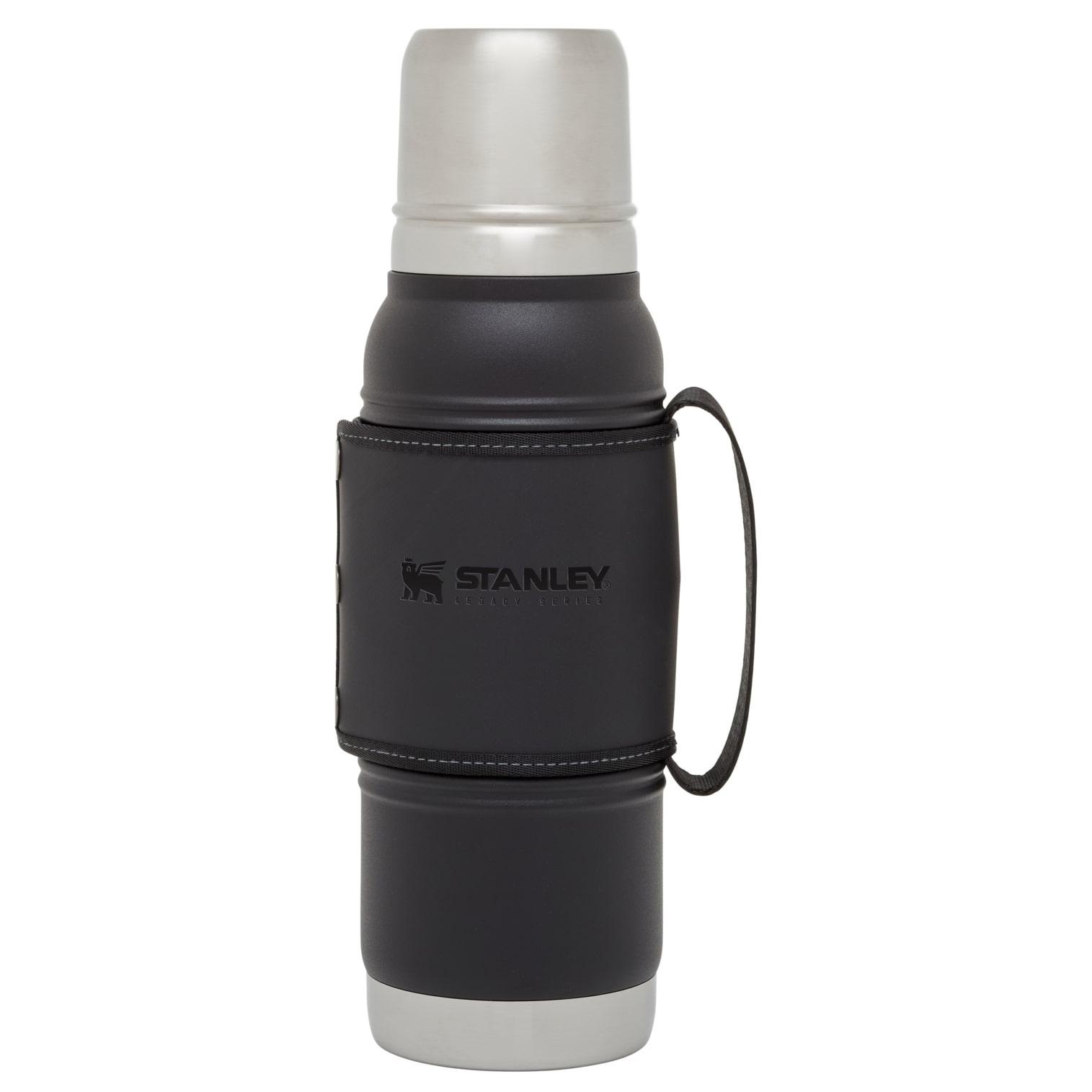 Bình Giữ Nhiệt Stanley Legacy Quadvac 1L - Black