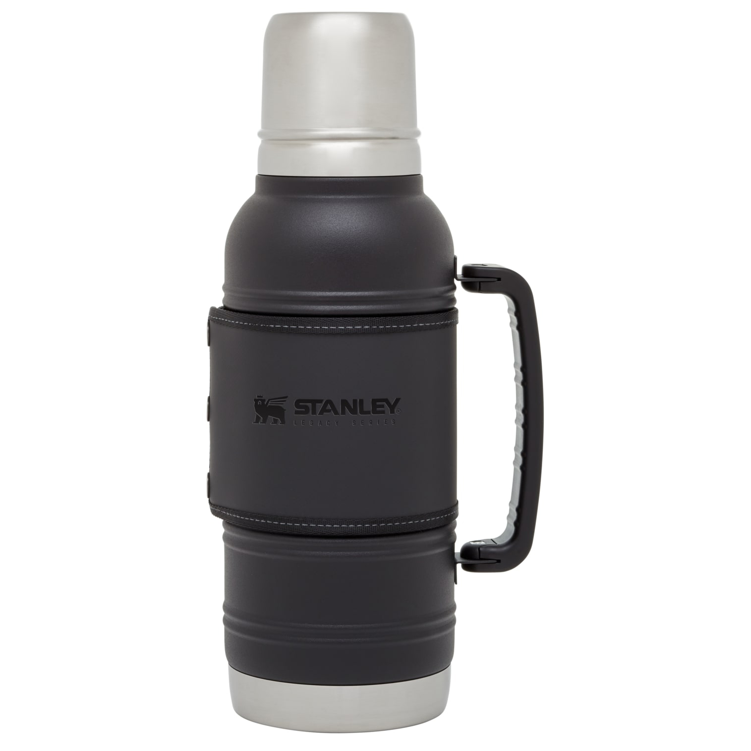 Bình Giữ Nhiệt Stanley Legacy Quadvac 1.4L - Black