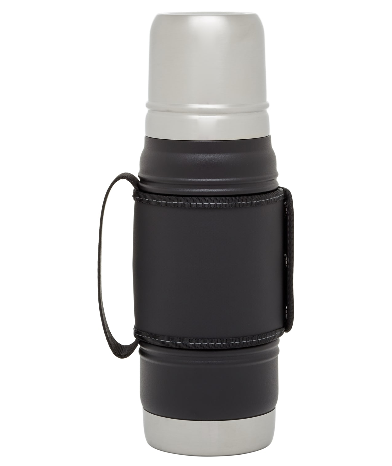 Bình Giữ Nhiệt Stanley LEGACY QUADVAC™ THERMAL BOTTLE | 20 OZ – 0.6L – Black